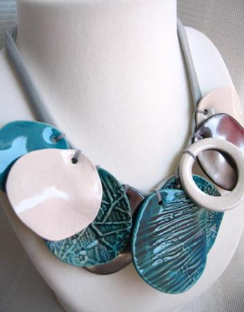陶器ネックレス03