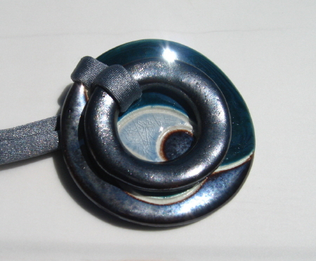 陶器ネックレス