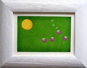 画像1: ルーナ・ケ・リーデ 笑う月ー花