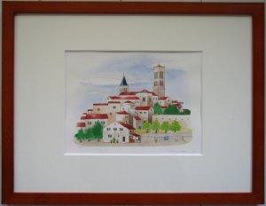 画像1: ウンブリアの小さな街 スペッロ