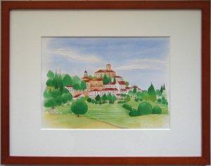 画像1: ピエモンテの小さな街