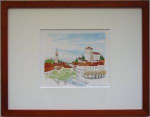 画像1: ヴェネトの小さな街 アゾロ