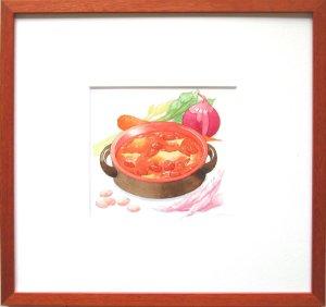 画像1: パスタ入りインゲン豆のスープ