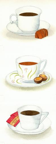 カフェ&チョコレート1